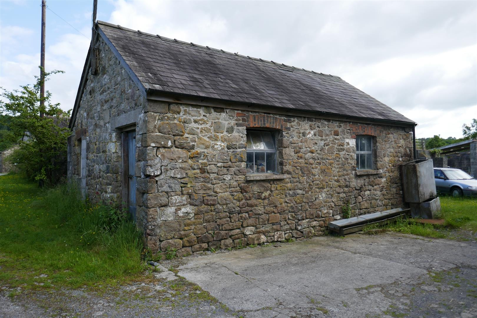 STONE FORMER COWSHED